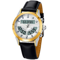 Muslim Men watch Islamic watch Muslim watch with salat prayer times Qibla watch
