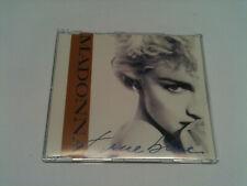Madonna - TRUE BLUE - Maxi CD Single © 1986/95 (incl. Holiday 6:08)