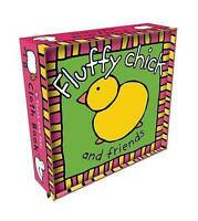NEW Fluffy Chick and Friends (Touch and Feel Cloth Books) by Roger Priddy