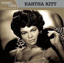 Eartha Kitt - Platinum & Gold Collection [New CD] Manufactured On Demand, Rmst