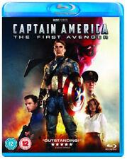 Captain America - Première Avenger Blu-ray Blu-ray NEUF (buy0212401)