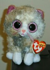 d7dd2c49e69 2019 Release Ty Beanie Boos Scrappy The Kitty Cat (6 Inch) in Hand