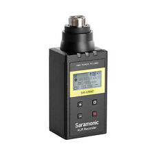 Saramonic SR-VRM1 Digital Plug-on Linear PCM Recorder 24-bit for XLR Microphone