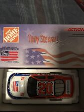 Action 2003 Tony Stewart  Independence Day 1:24 Diecast Car