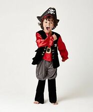 Early Learning Centre - Pirate Captain Dressing Up Costume Child Outfit - 116588