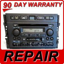 REPAIR 99 00 01 Acura TL T-L Radio CD Disc Changer Player FIX 39101-S0K-A010-M1