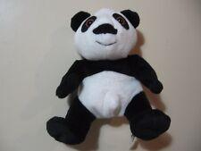 "6"" plush bean bag Panda Bear doll, good condition"