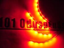 "RC LED's Red LED Strip Bar Lights Superbright 4"" Traxxas X Maxx Revo Slash 4x"