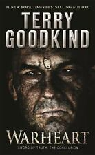 WARHEART - GOODKIND, TERRY - NEW BOOK