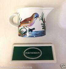 Crémier - Produits laitiers - Portmeirion - Birds of Britain