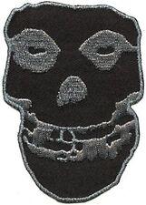 Misfits-Black Skull Logo-Patch-Brandneu-Musik Band 2811