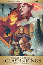 George R. R. Martin Game of Thrones: A Clash of Kings #1 - Dynamite Comics - New
