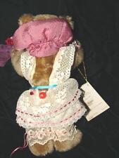 Teddy Bear BY Gorham ~ Beverly Port Gorham Teddy Bear Limited Edition Bp No.3