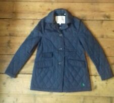☆JACK WILLS|LONG QUILTED JACKETS|NAVY BLUE|GREAT QUALITY|SIZE 6|BEAUTIFUL|L@@K!☆