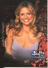 Buffy TVS Season 5 Promo Card B5-SD2001