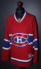 Montreal Canadiens NHL ice hockey shirt Reebok Size L