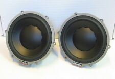 """DYNAUDIO ESOTAR 2 650 - PAIR OF WOOFERS 6,5"""" / 165mm HIGH-END DRIVERS, BRAND NEW"""