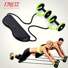 Home Gym Fitness Equipment for Women and Men Muscle Exercise Equipment AB Roller
