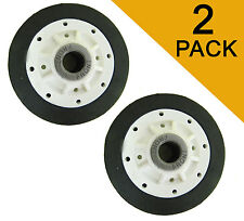 (2 PACK) WP 37001042, AP4046756, PS2039408, 14218934, 966673 Drum Support Roller