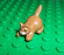 LEGO Katze aus Pet Shop 10218 cat crouching printet Face gedrucktes Gesicht 4842