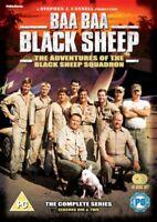 Nuovo Baa Nero Pecora Stagione 1 A 2 Collezione Completa DVD