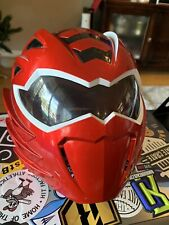 Power Rangers Red Ranger Jungle Fury Mega Mission Helmet - Bandai
