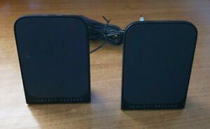 HP USB BUSINESS SPEAKERS 721975-001 721975-002