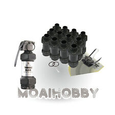 HAKKOTSU VALKEN Thunder B CO2 Sound Grenade Flash Blank package with 12 Shell