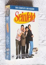Seinfeld- the complete 3rd season (DVD), R-4, BRAND NEW, FREE SHIPPING+TRACKING