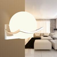 LED Wall Light Modern Sconce Spherical Living Room Bedroom Fixture 40W