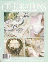 Leisure Arts Celebrations to Cross Stitch and Craft Magazine Winter/Spring 1990