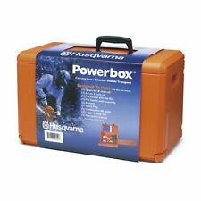 Husqvarna Powerbox 20 Inch Bar Protective Storage Carrying Box Chainsaw Case