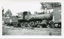 6E173 RP 1939/50s FS&W FORT SMITH & WESTERN RAILROAD ENGINE #5(2) FORT SMITH AR