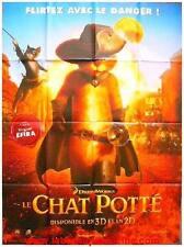LE CHAT POTTE Affiche Cinéma 160x120 Movie Poster CHRIS MILLER