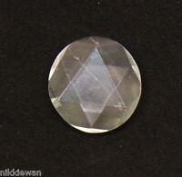"Quartz Star of David Metaphysical Geometric Meditation Healing Tool 1"" x 10 !!"