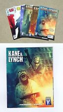 Kane & Lynch #0-6 Complete Mini Series Set Hit Video Game 2011 DC/WS