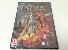 THE CURSED CRUSADE .DVD-ROM ESPAÑA .. Envio Certificado ...Paypal