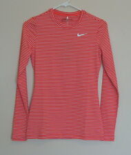 WMT Nike Women's Dri-Fit Crew Base Layer Golf Long Sleeve Shirt 743007