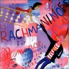Rachmaninoff for Romance CD! BRAND NEW! STILL SEALED!!