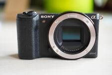 Sony Alpha A5100 24.3MP Digitalkamera - Schwarz