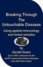 Breaking Through The Untouchable Disease, Brand New, Free shipping