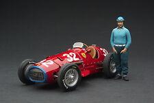 Exoto 1952 Ferrari 500 F2 / Alberto Ascari Diorama / Scale 1:18 / #GPC98100F2
