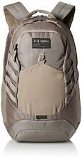 Under Armour Hudson Backpack Taupe with Laptop Sleeve