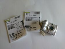 Canon PowerShot A550 7.1 MP Digital Camera 4x optical zoom instructions