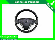 Opel Antara Steering Wheel With Multifunctional Buttons Complete