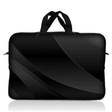 "10"" 10.1"" 10.2"" 9 8 Laptop Sleeve Netbook Sleeve Bag Case Cover Tablet Black"