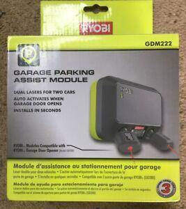 RYOBI Garage Parking Assist Module GDM222