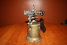 Vintage Craftsman Sears Brass Blowtorch Ironworkers Welders Soldering Blow Torch