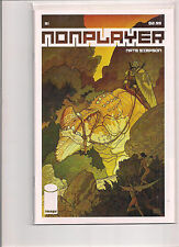 Nonplayer 2011 #1 First Printing Image Comic Book