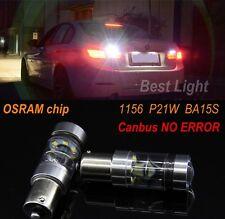 2x1156 Canbus OSRAM LED Bulb  Backup Reverse Light For  BMW 3 SERIES E30 E36 E46